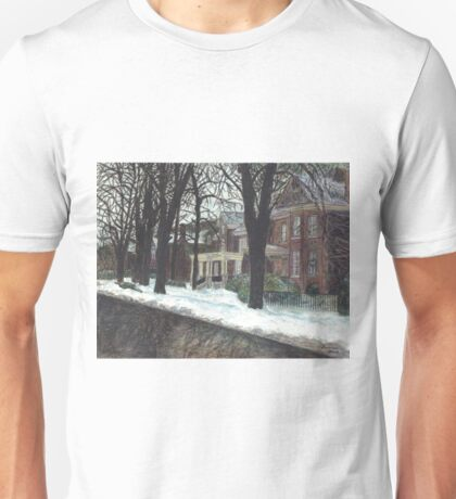 Victorian Homes Unisex T-Shirt