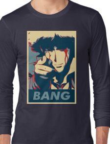 Bang - Spike Spiegel Long Sleeve T-Shirt