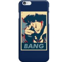 Bang - Spike Spiegel iPhone Case/Skin