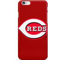 cicncinnati reds iPhone Case/Skin