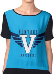 Venture Industries - Wings Chiffon Top