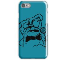 Pug Jazzy Songs iPhone Case/Skin
