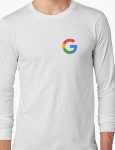 Google logo G Long Sleeve T-Shirt