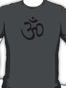 Ohm, Black T-Shirt