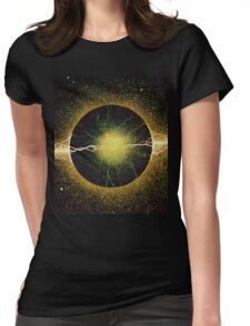 Atomic Spark Womens Fitted T-Shirt