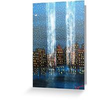 The Day After.............. Greeting Card