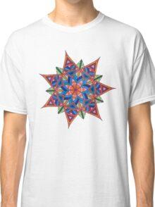 Color Mandala Classic T-Shirt