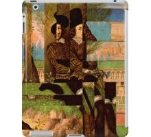 Lonely as a Cloud. iPad Case/Skin