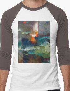 fire Men's Baseball ¾ T-Shirt