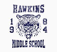 Hawkins Middle School Pride Men's Baseball ¾ T-Shirt