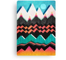 Candyland - Licorice dream Canvas Print