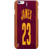 Lebron James - 23 iPhone Case/Skin