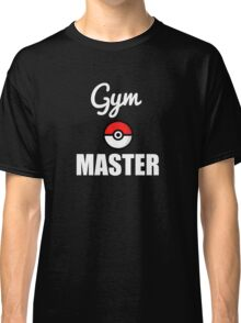 GYM MASTER T-SHIRT POKEMON Classic T-Shirt