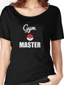 GYM MASTER T-SHIRT POKEMON Women's Relaxed Fit T-Shirt
