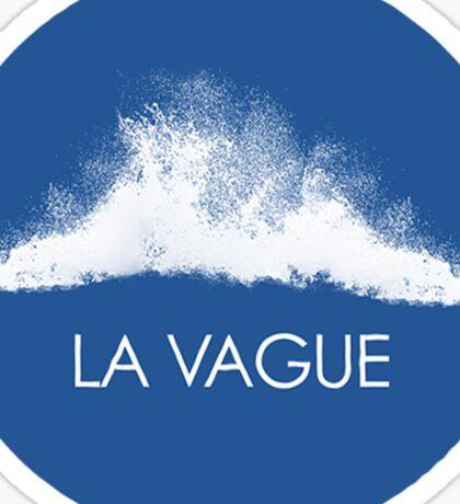 La Vague  Sticker