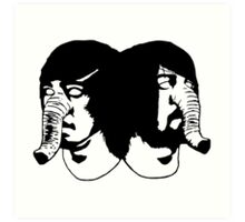 Death From Above 1979 Art Print