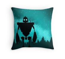 IRON GIANT Throw Pillow