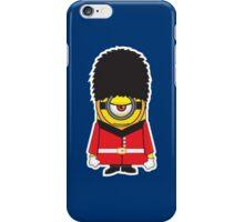 Palace Guard Minion iPhone Case/Skin