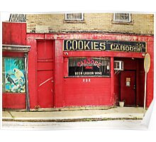 Cookies Caboose Poster