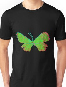 jingle butterfly Unisex T-Shirt