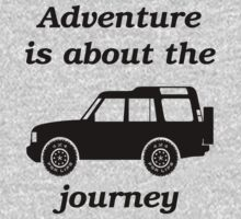 Discovery - The Journey Kids Tee