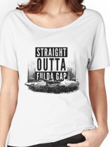Straight Outta Fulda Gap Women's Relaxed Fit T-Shirt