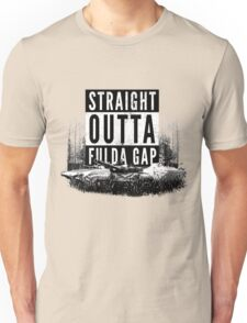 Straight Outta Fulda Gap Unisex T-Shirt