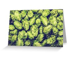 Hops and Hops Greeting Card