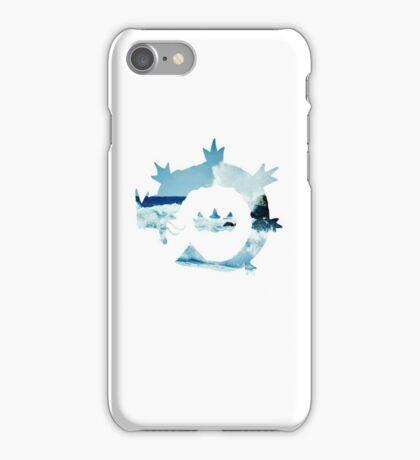 King's Rock - Gyarados iPhone Case/Skin
