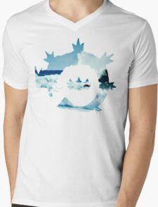 King's Rock - Gyarados Mens V-Neck T-Shirt