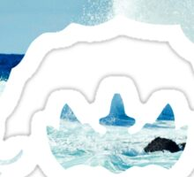 King's Rock - Gyarados Sticker