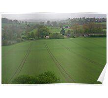 Wiltshire Landscape Poster