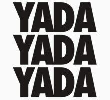 YADA YADA YADA One Piece - Short Sleeve