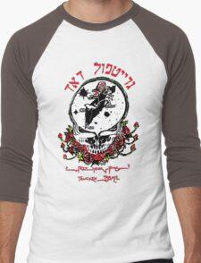 The Original Dead From Israel Men's Baseball ¾ T-Shirt
