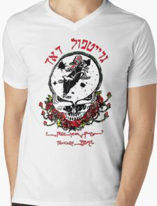 The Original Dead From Israel Mens V-Neck T-Shirt
