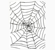 The Spider's Web Kids Tee