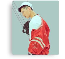 NCT Ten Canvas Print