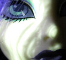 Monster High's Spectra Vondergeist Sticker