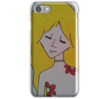 Personalised Sketch (non-request) for @itchycoopark iPhone Case/Skin