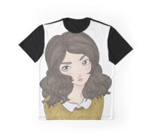 Pleading Eyes Graphic T-Shirt