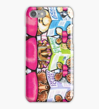 Posh Pup Salon iPhone Case/Skin