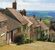 Gold Hill, Shaftesbury by RedHillDigital