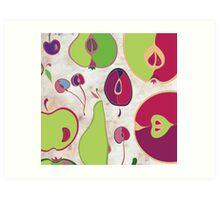 Fruit Collection Art Print