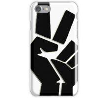 Peace! iPhone Case/Skin