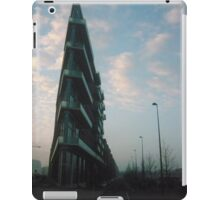 The urban landscape of Amsterdam iPad Case/Skin