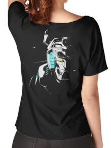 Voltron Shadowed Face Women's Relaxed Fit T-Shirt
