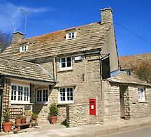 The Old Post Office, Worth Matravers by RedHillDigital
