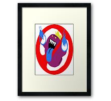 Boo Busters Framed Print