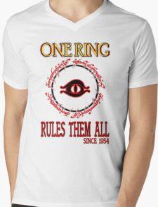 One Ring ver.2 Mens V-Neck T-Shirt