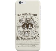 the Houdinis iPhone Case/Skin